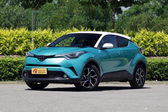 8月限时促销 C-HR新车优惠14.32万起