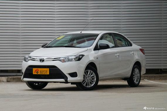 8月新车比价 威驰新车优惠5.35万起