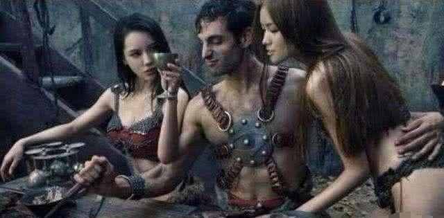 男主人买的女奴隶,在古罗马是如何处置的 没想到差别如此大 罗马 奴隶