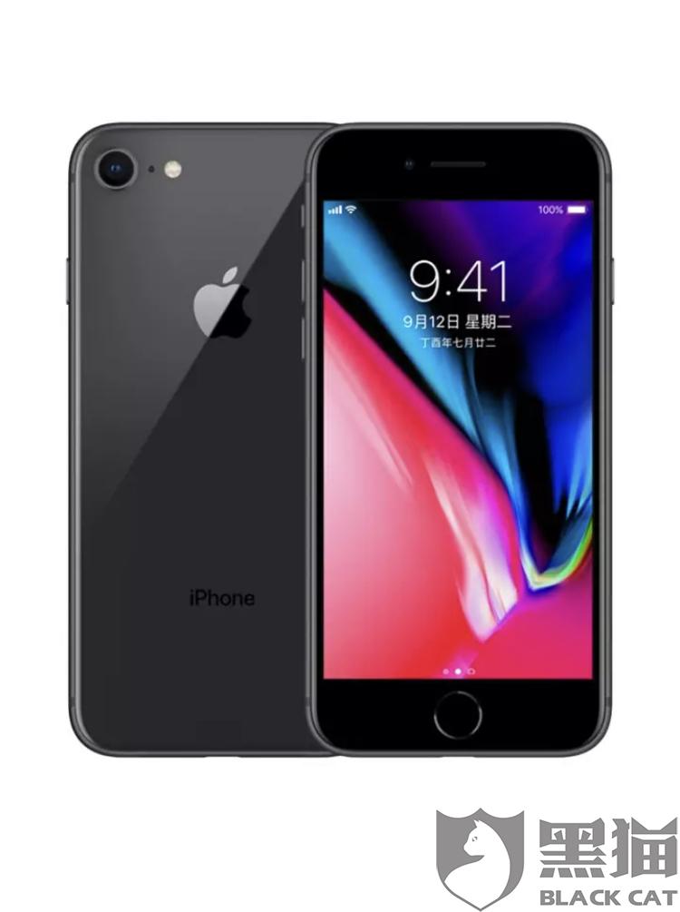 黑猫投诉:iPhone 8指纹不灵敏