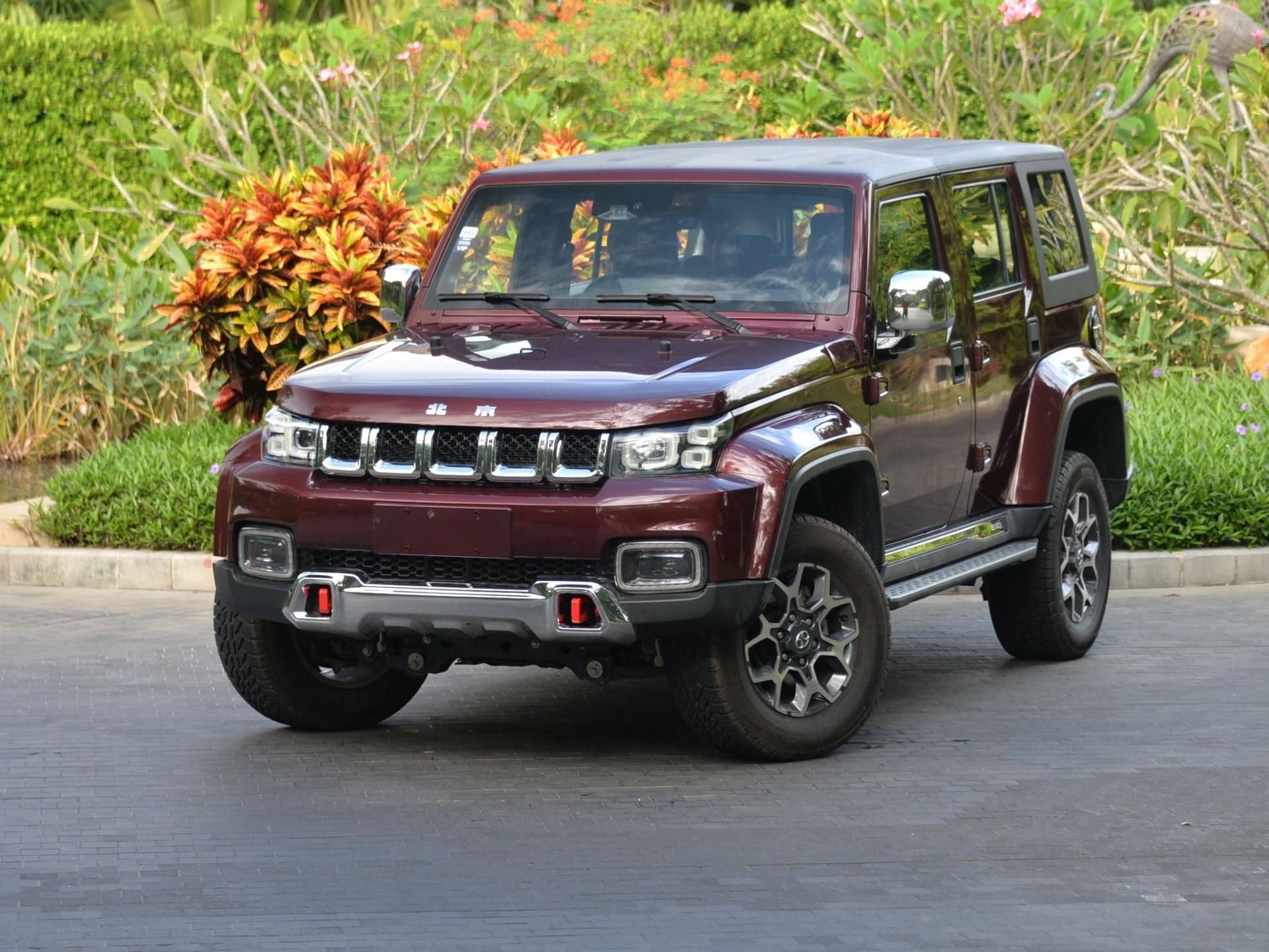 10万元级硬派越野车,全带差速锁扭矩放大,带上全家人去旅游