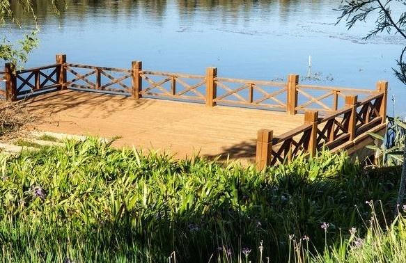 西海湿地公园重磅来袭,千米水面还有免费WiFi,十一正式开放!