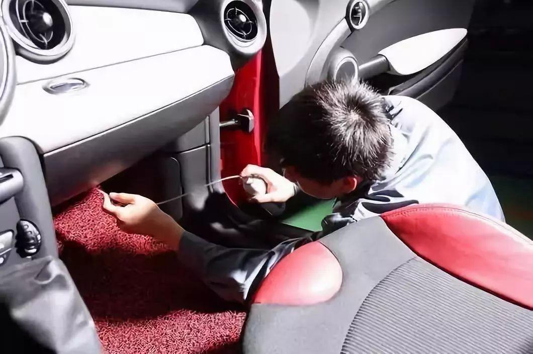 开车咳嗽头晕原来是因为空调滤芯!