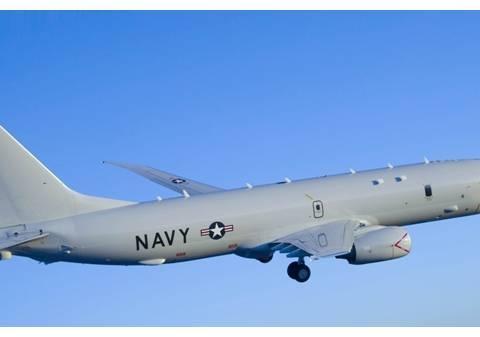 拦截瑞典侦察机之后 俄军苏27又拦下美国反潜机