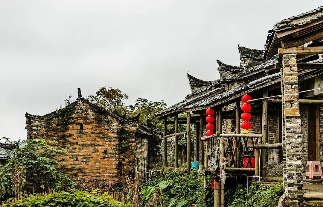 广东有个千年瑶寨 一起跟我深度游