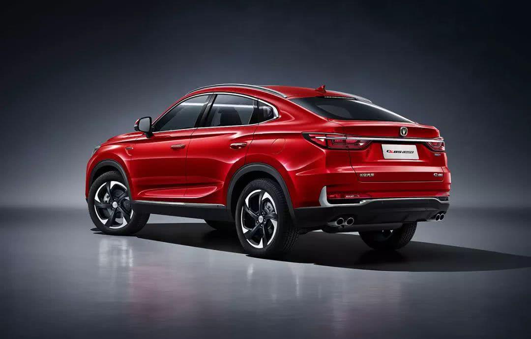预售14.99万起,这款颜值高、实力强的轿跑SUV,3月即将上市!