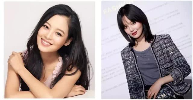 辛芷蕾换发型如换脸,剪复古短发造型时尚又减龄,土妞变气质女神图片