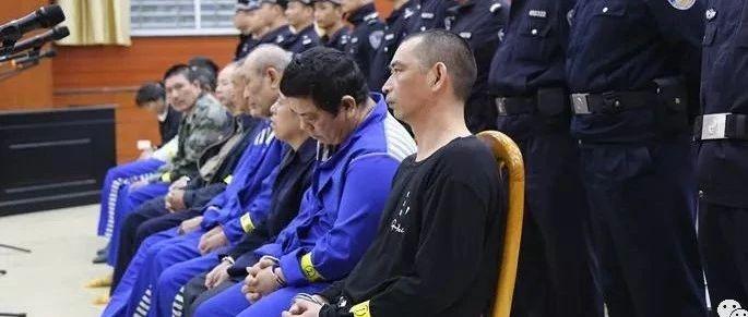 桂林灌阳一涉恶犯罪集团案被宣判 12人被判主犯7年