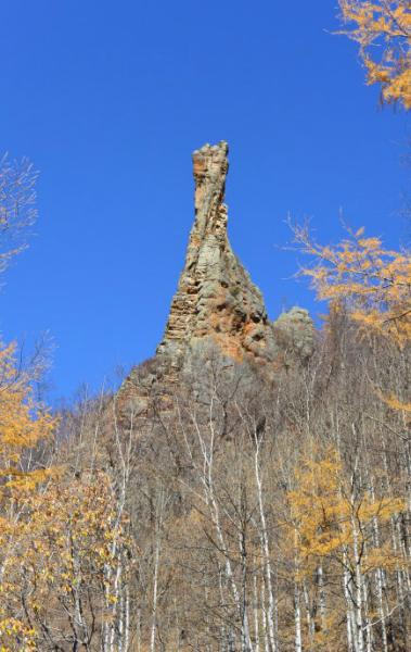 阿尔山好森沟国家森林公园