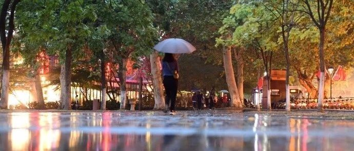 冷空气来袭杭州气温要跌破10℃ 网友集体官宣要脱单