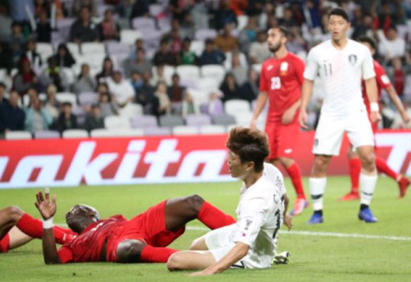 亚洲杯最无悬念小组诞生!两队提前一轮出线 另两队基本出局
