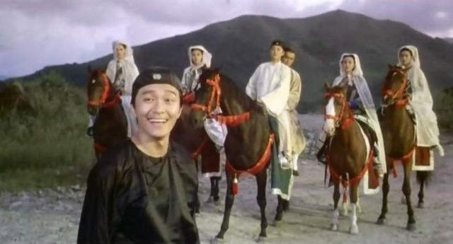 《鹿鼎记1之皇城争霸》剧照 周星驰扮演的韦小宝