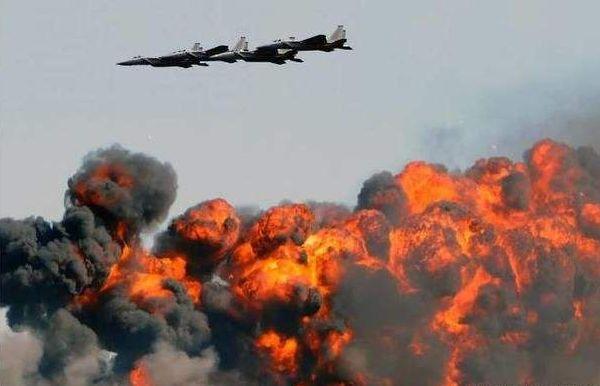 残忍无情!美军轰炸叙利亚,连盟友库尔德人俘虏也不放过