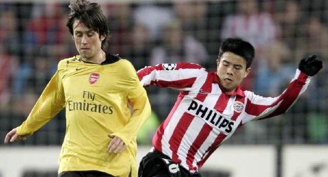 有哪些中国球员曾在欧冠取得进球?