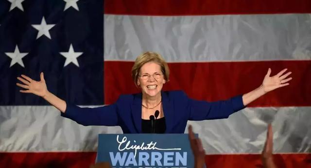 安吉丽娜,伊丽莎白沃伦参选美国总统,美国首位女总统要出现了?