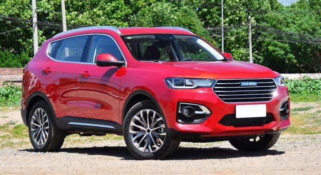 国产车的崛起,销量最好的SUV排名,国产占了一半