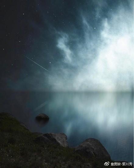 迷人天空的创意摄影