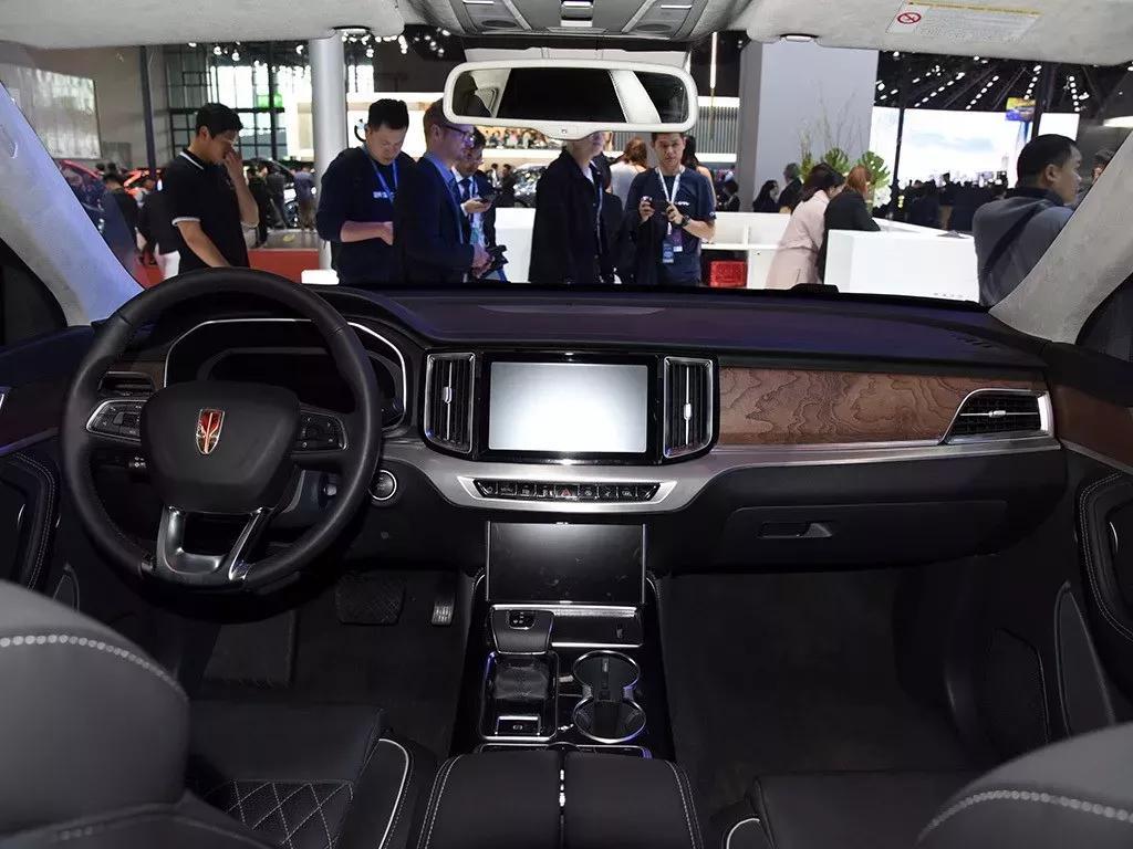 上海车展 谁说中国制造就不行?新车代表中国汽车要雄起!