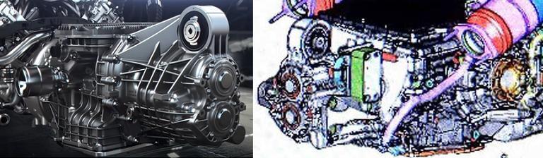8速双离合变速箱加持 克尔维特变速箱可能与保时捷918有关