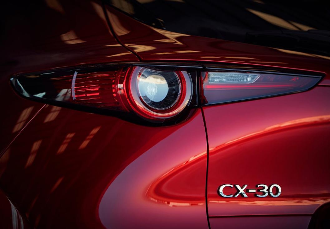 马自达CX-30亮相日内瓦,不顾CX-4死活的节奏?