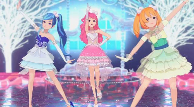 《菲梦少女》很有实力的四个组合,美乐蒂上榜,每组风格都不同
