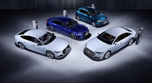 Autocul 日内瓦报道丨奥迪将携Q5、A6等混动版本亮相日内瓦车展