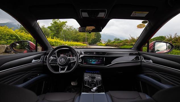 老牌国产SUV崛起,10到15万区间,空间操控外观都5分,还需改进