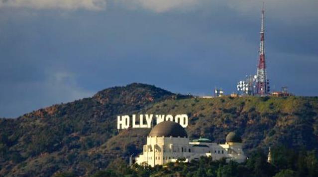 格里菲斯天文台——远眺洛杉矶的高楼大厦|格里菲斯天文台|洛杉矶|天文台_新浪新闻