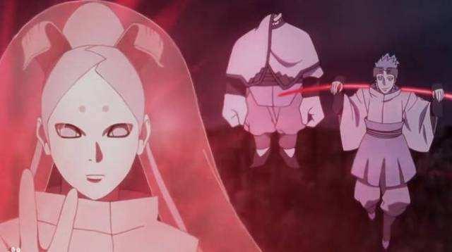 火影忍者:大筒木桃式降临之前,有多少忍者提前得知了消息?图片