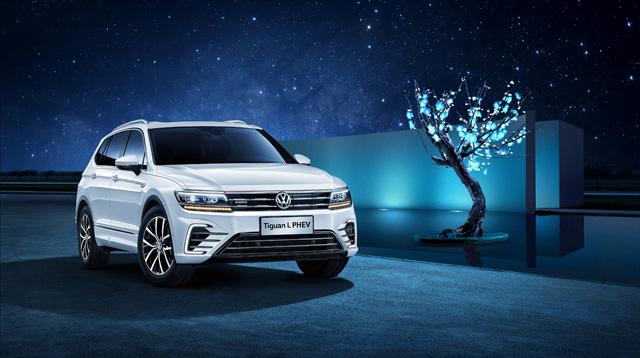 豪华又运动!上汽大众刚发布了一款大型旗舰SUV,叫途昂X