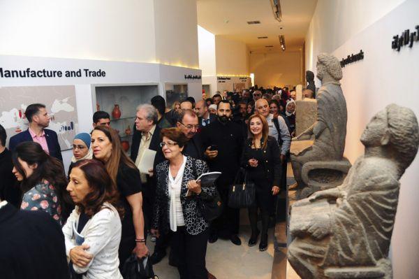 时隔六年 叙利亚国家博物馆重新向公众开放