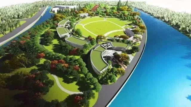 长宁临空1号公园等西部四公园年底将完成建设工作