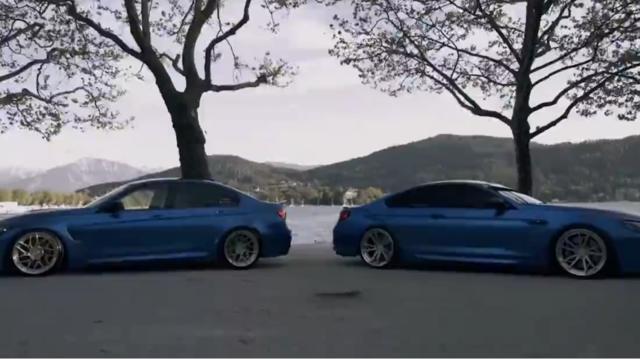 福特车系  奥地利沃特湖改装车聚会 (第一集)  