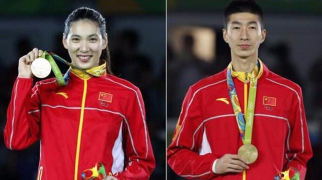 赵帅成为本届开幕式中国代表团旗手,值得一提的是