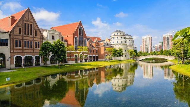武汉这里竟然有个欧洲小镇,很多人都不知道,去过不想回来了!图片