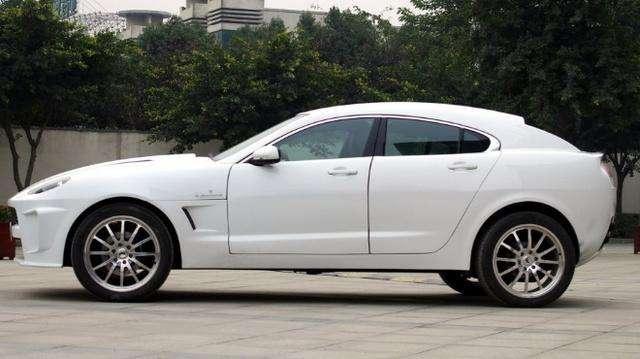 这是连众泰都自叹不如的品牌,这是一辆你从来没见过的汽车