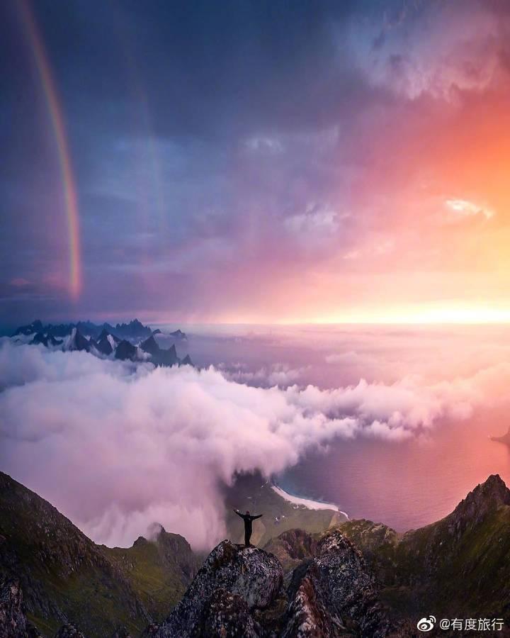 人类对美的想象力,可能不及挪威的十分之一 !