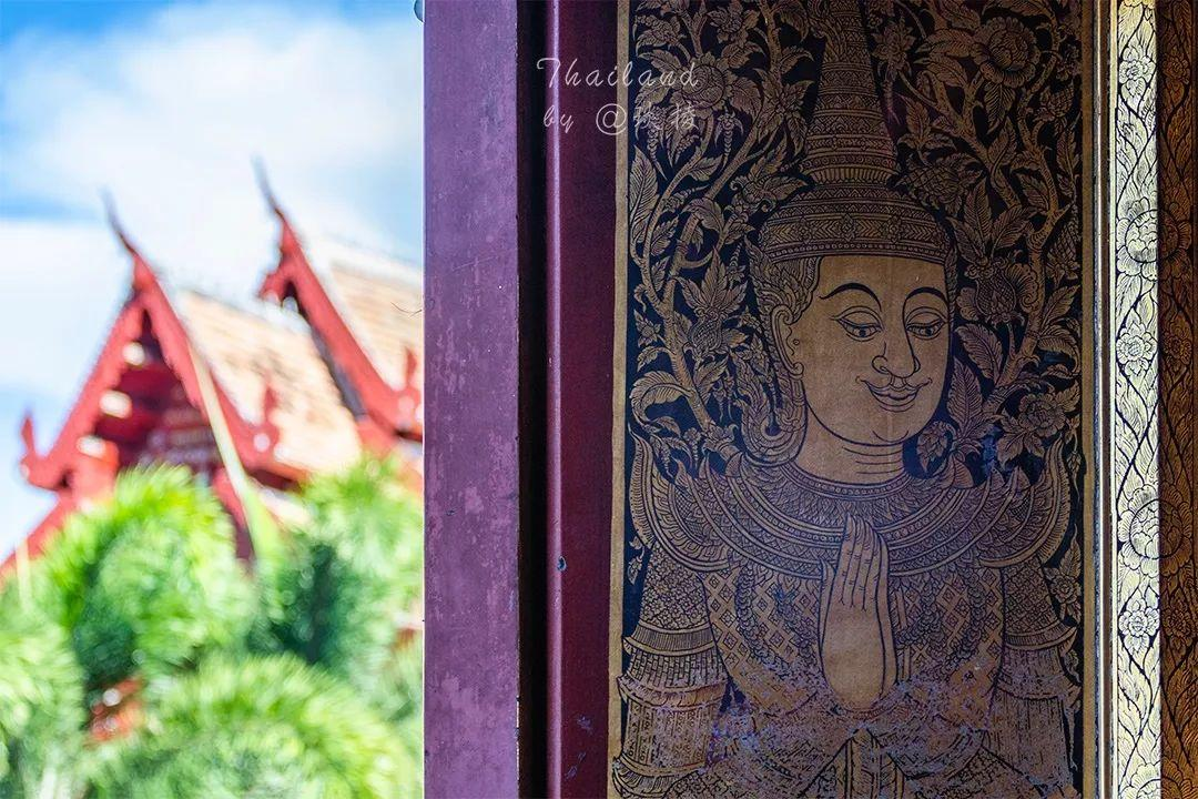 在佛国清迈 遇见最原始的特色寺庙