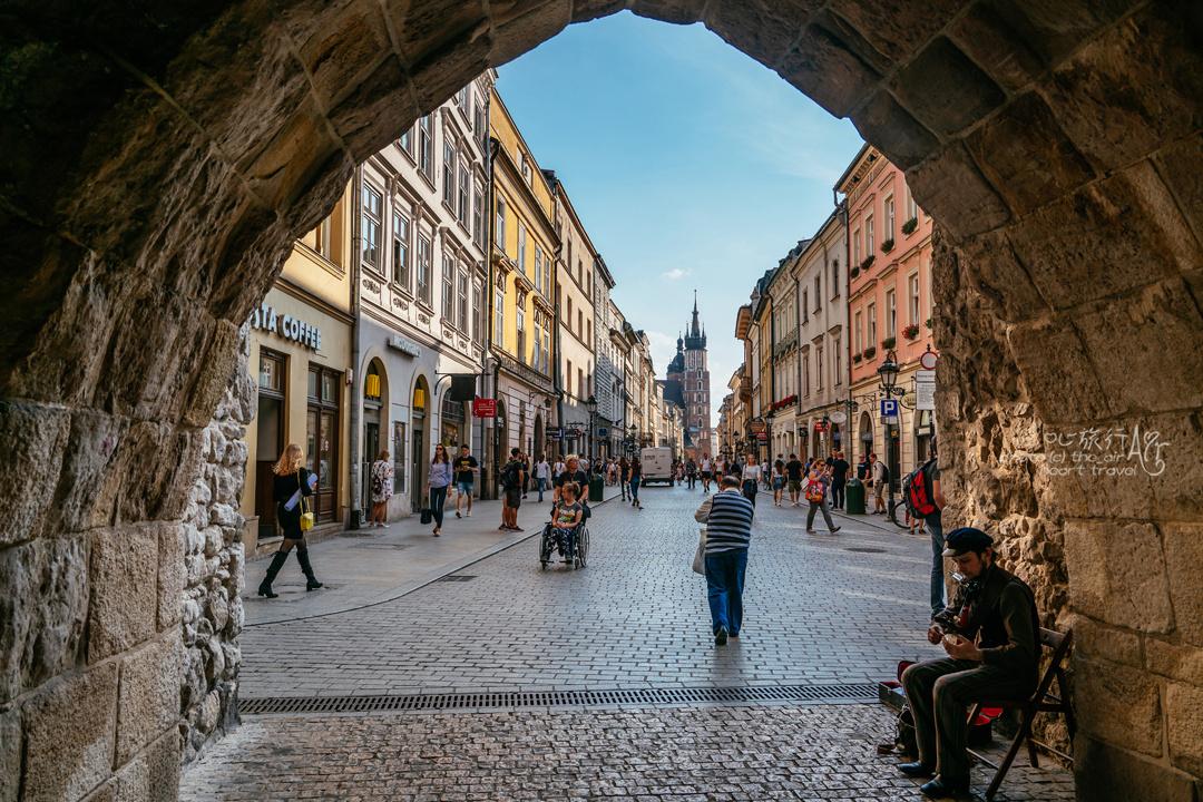 波兰克拉科夫,走进最美的中世纪风情