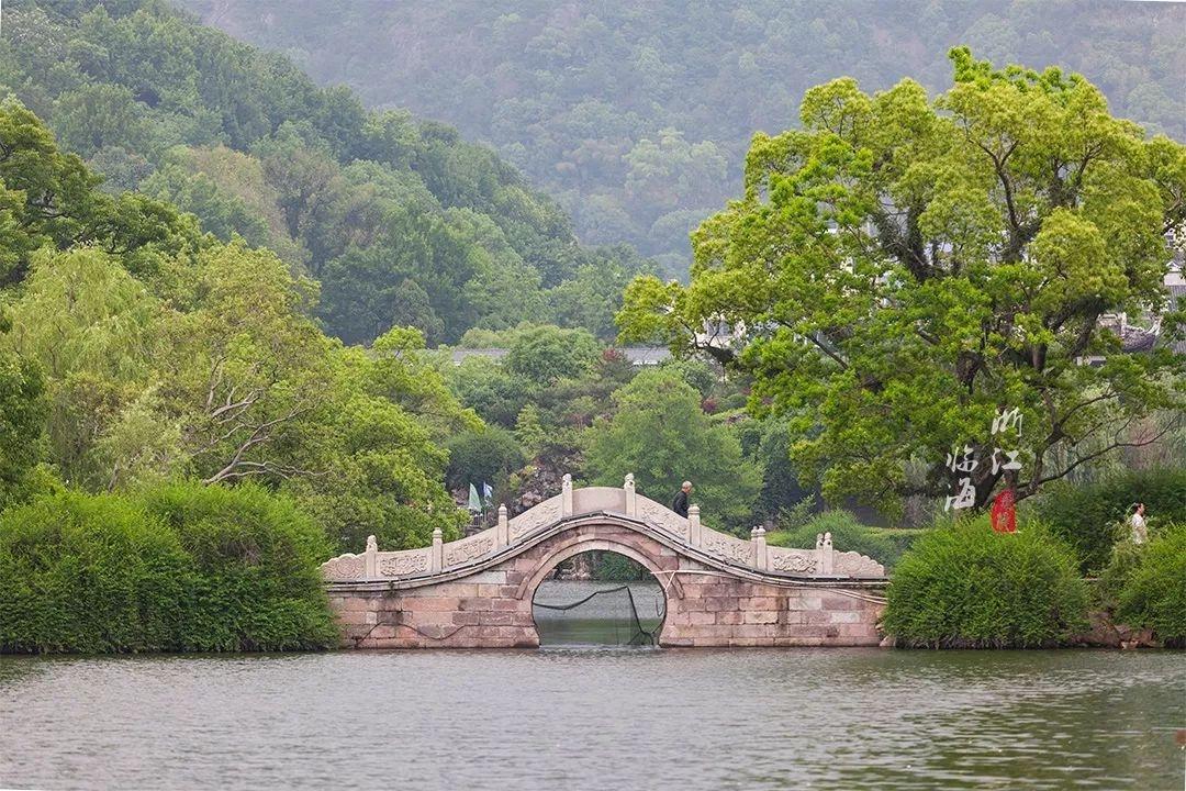 台州这个公园 被称为小西湖