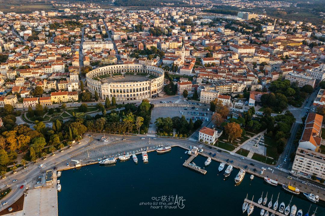克罗地亚,坠入亚得里亚海的老时光