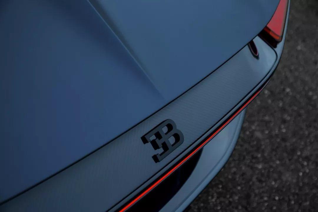 布加迪推出Chiron纪念版,限量20台,W16发动机有多猛?