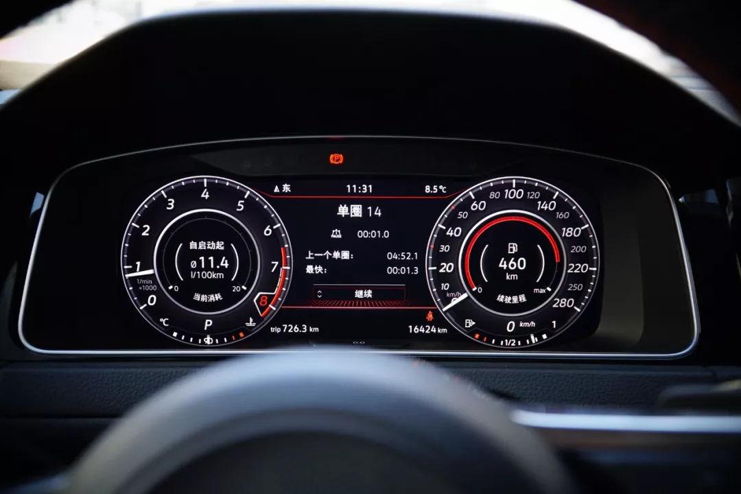 试车|信仰向理性的转变,试驾新高尔夫GTI