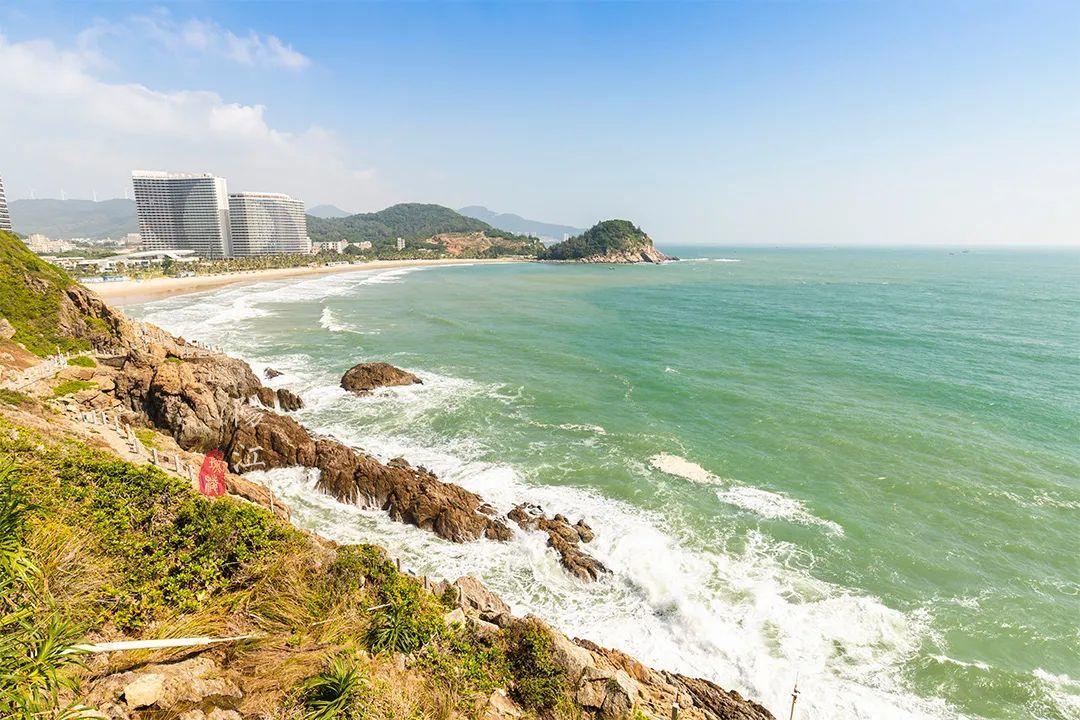 中国十大最美海岛之一,竟有一片绝美的小众秘境,和两个网红泳池
