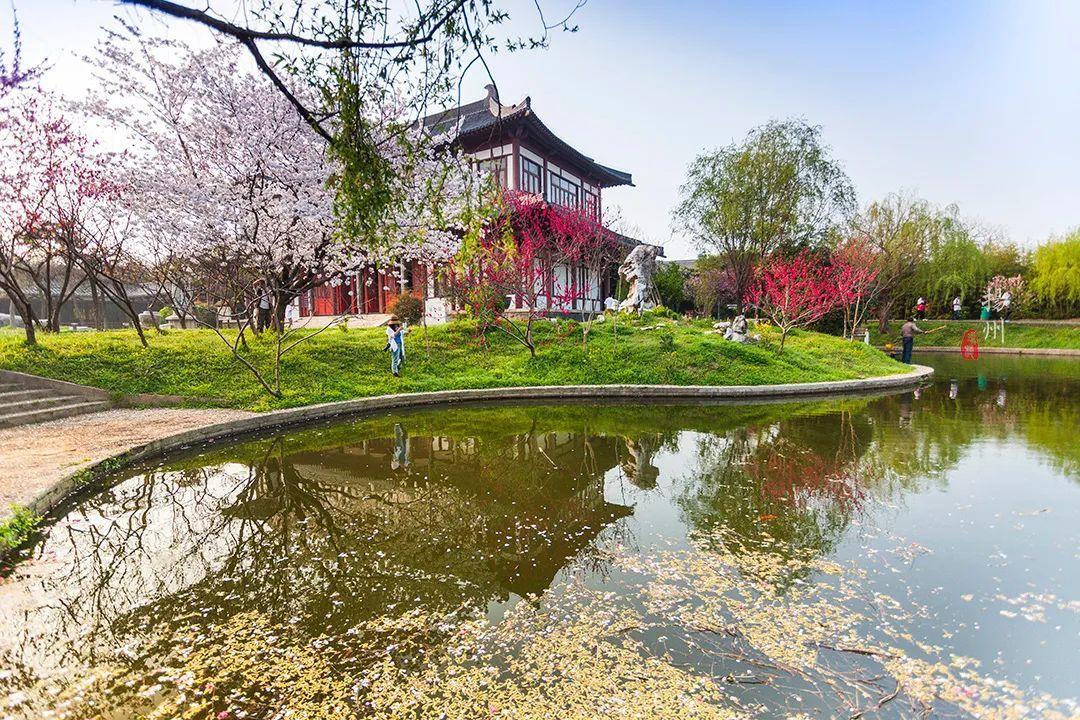 李白带火的城市究竟有多美?就连隋炀帝也特意为她开通了大运河