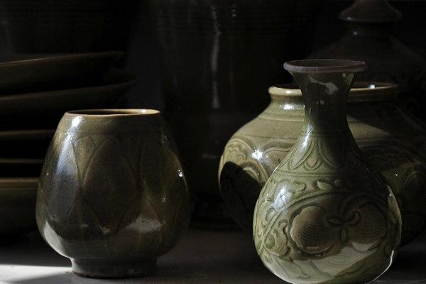 这里都每一个陶器都装着故事