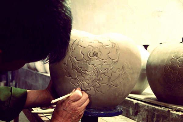 代代传承的制陶手艺