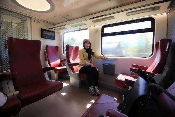 乘欧铁穿梭欧洲五国,漫游明信片上的风景
