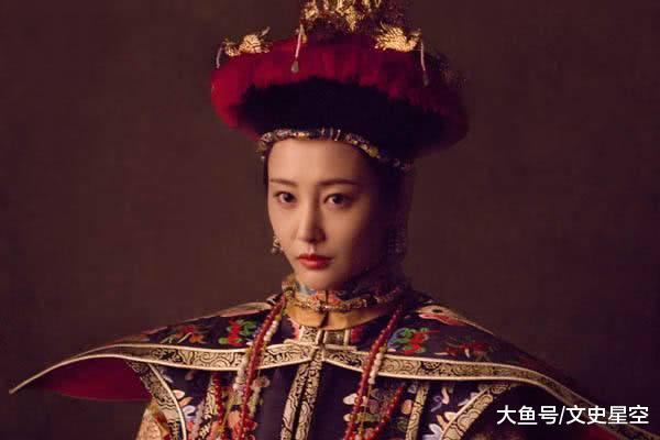 孝仪纯皇后长相有多好看? 看到真实画像, 发现
