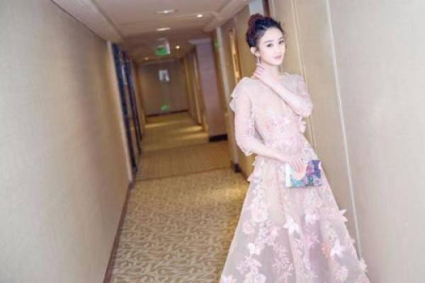 老外最想娶的五位中国女星 赵丽颖垫底热巴第二